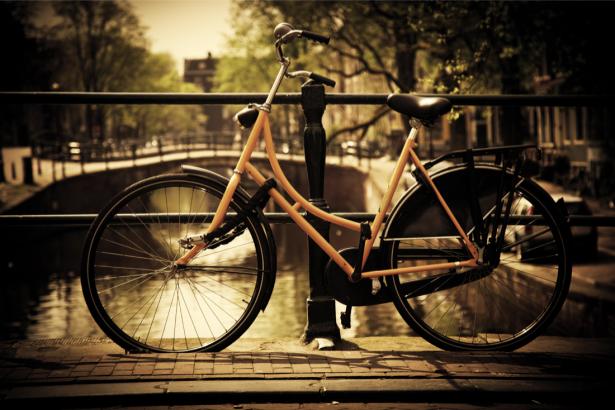 Фотообои велосипед (sport-0000140)