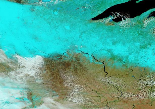 Фотообои 3д бирюза планеты (terra-00033)