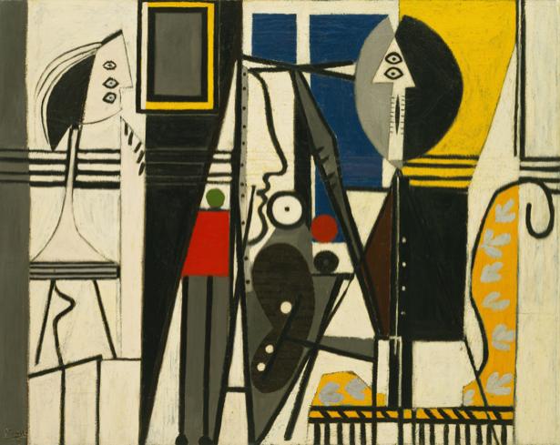 Пикассо, кубизм, сюрреализм (art-0000581)