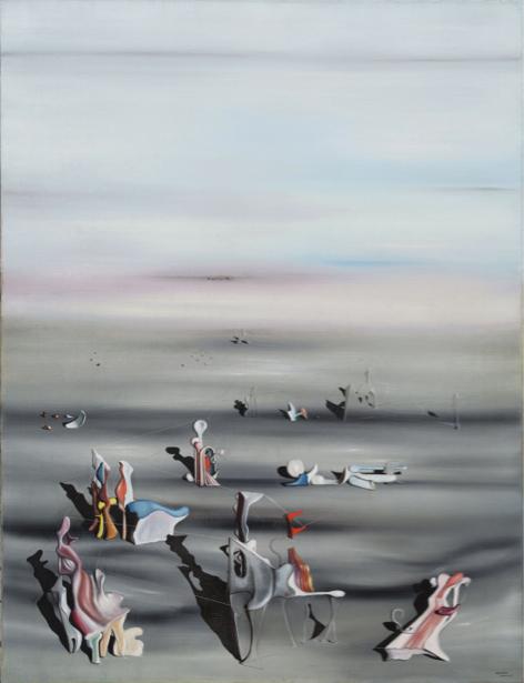 Ив Танги, сюрреализм (art-0000671)