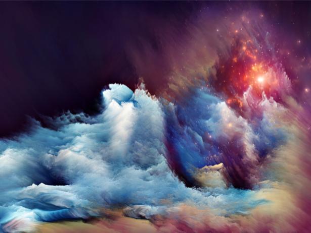 Фотообои краски цветовое решение (background-0000315)