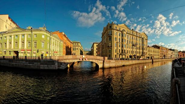 Фотообои Санкт-Петербург, Питер (city-0000156)