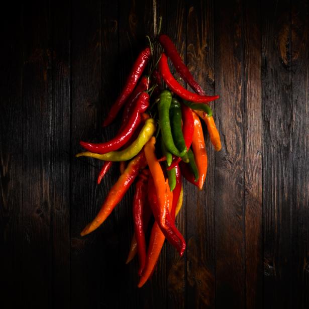 Фотообои для кухни красный перец (food-0000279)