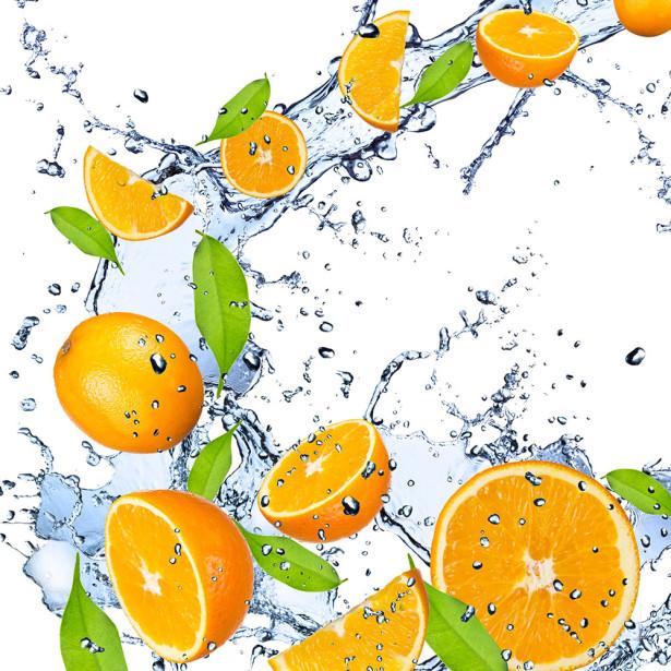 Фотообои с апельсинами (food-349)