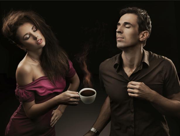 Фотообои а может кофе? (glamour-0000036)