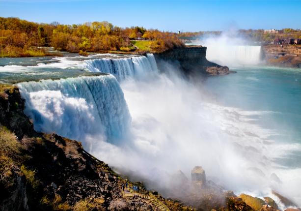 Фотообои Ниагарский водопад (nature-0000779)