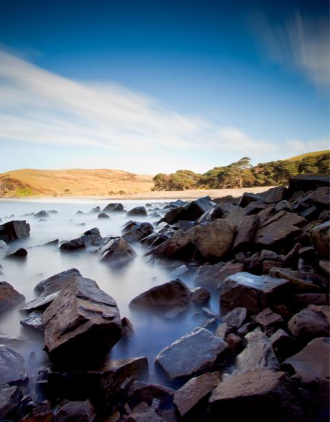 Фотообои природные пейзажи море камни (nature-00163)