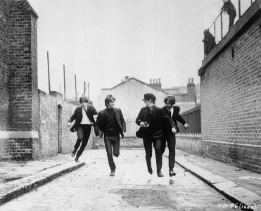 Фотообои The Beatles Битлз (retro-vintage-0000370)
