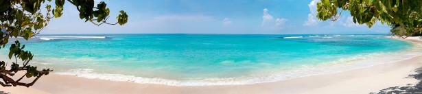 Фотообои морское побережье лазурный пляж (sea_0000045)