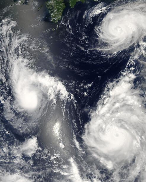 фотообои 3д облачная земля (terra-00084)
