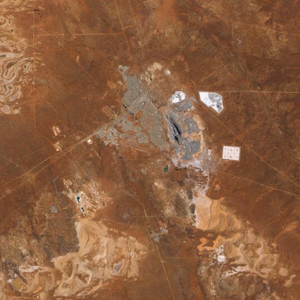 Фотообои на стену рыжие (terra-00198)