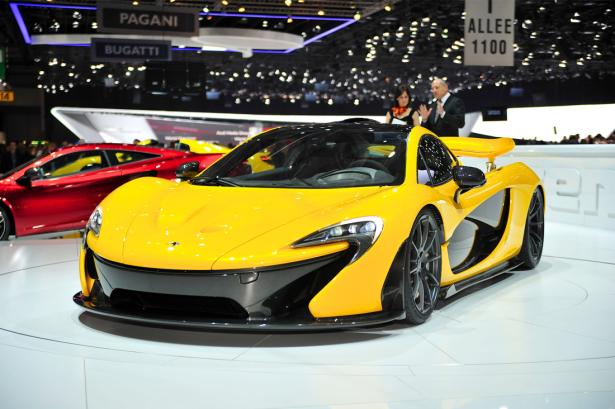 Фотообои McLaren F1 (transport-0000235)