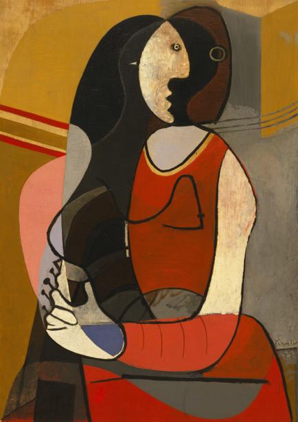 Пикассо, кубизм, сюрреализм (art-0000585)