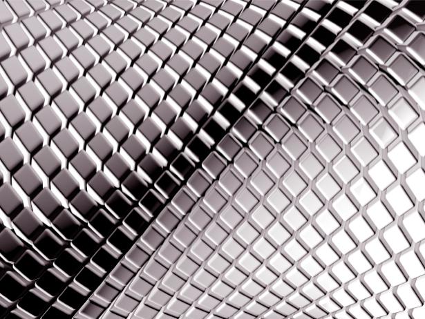 Фотообои индастриал фон металл 3д (background-0000160)
