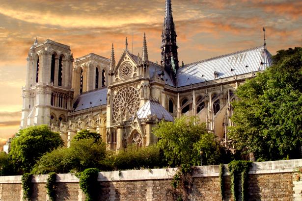 Фотообои Париж, Франция (city-0000006)