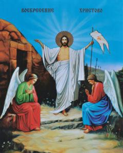 Икона Воскресение Христово (icon-00008)