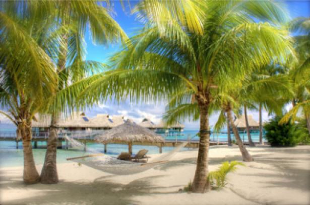 Фотообои морской курорт (sea-0000024)