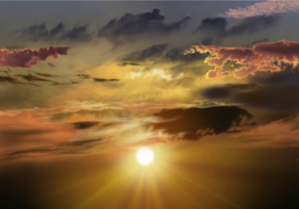 Фотообои небо рассвет (sky-0000129)