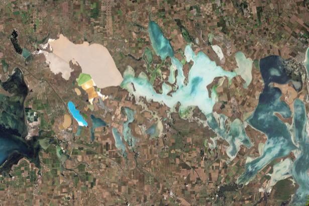 Фотообои 3д городская фактура (terra-00060)