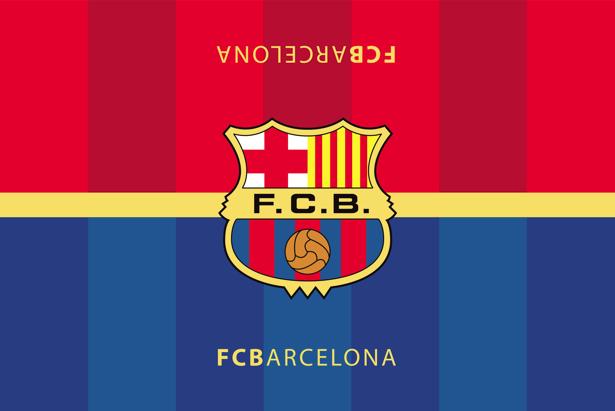 Скатерть Барселона FС Barcelona (0057)