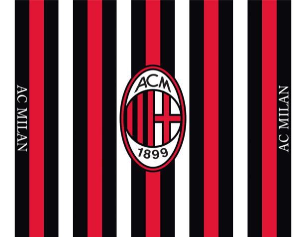 Скатерть Милан FС Milan (0059)