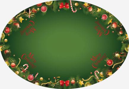 Скатерть Christmas! (0137-2)