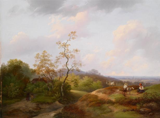 Рафалт пейзаж (art-0000048)