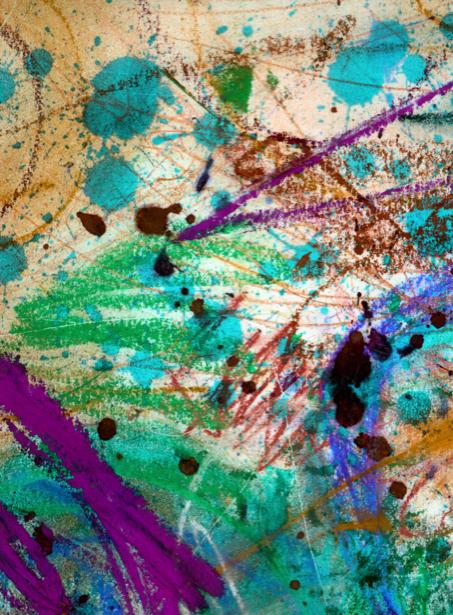 Фотообои мазки и брызги краски (background-0000043)