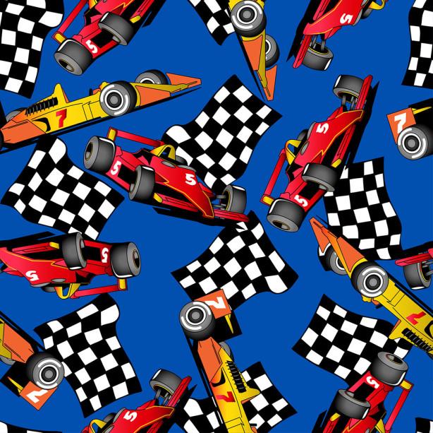 Фотообои гоночные машинки (child-438)