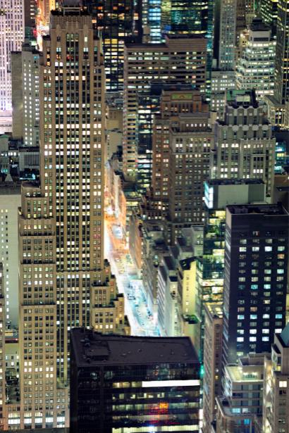 Фотообои Америка Манхеттен Нью-Йорк (city-0000147)