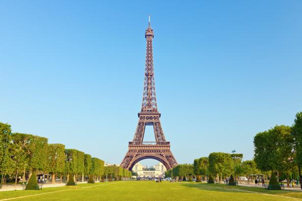Эйфелевая башня Париж Фотообои Франция (city-0000666)