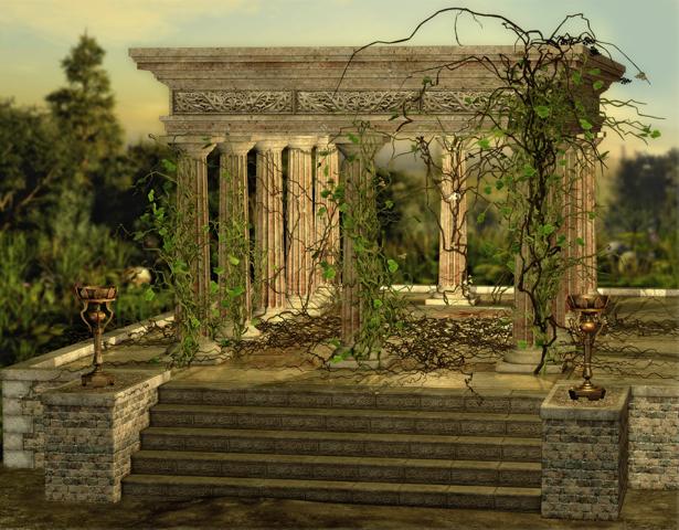 Фотообои римские античный (city-0000745)