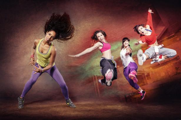 Фотообои спортивный танец (dance-2)