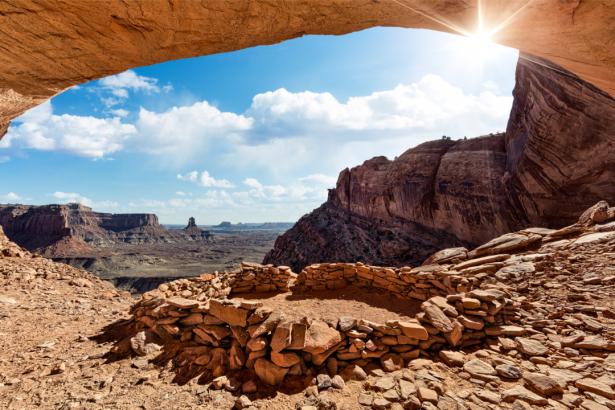 Фотообои Гранд-Каньон скала (nature-0000751)