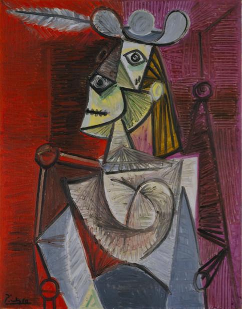 Пикассо, сюрреализм (art-0000597)