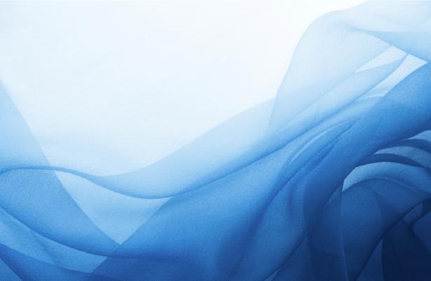 Фотообои абстрактный фон ткань синяя (background-0000152)