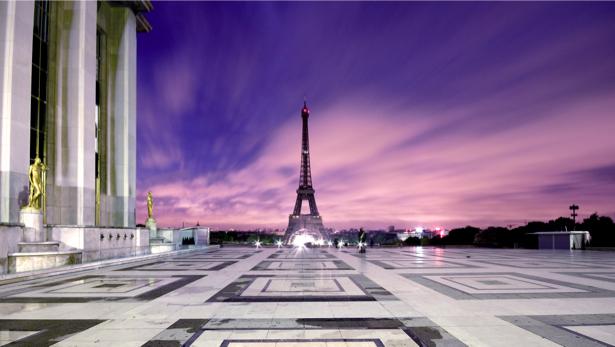Фотообои Эйфелева башня, Франция, архитектура (city-0000062)