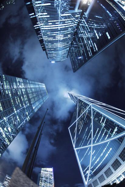 Фотообои здания, город, небоскребы (city-0000196)
