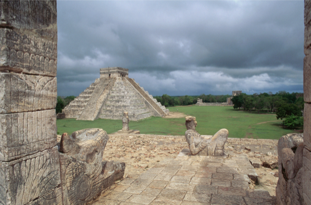 Фотообои Архитектура майа (city-0000222)