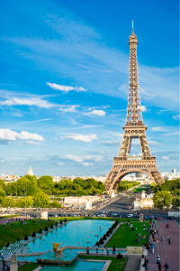 Фотообои Эйфелева башня, Франция (city-0000261)