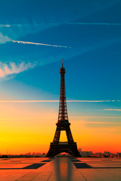 Фотообои Эйфелева башня Франция (city-0000270)