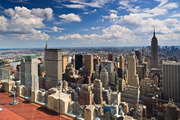 Фотообои Нью-Йорк, мегаполис (city-0000426)