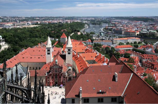 Фотообои Чехия Прага мосты (city-0000727)