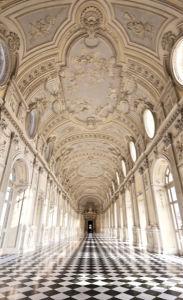 Фотообои зал галерея барокко (city-0001184)