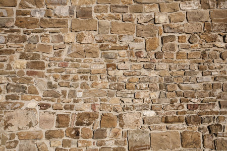 Фотообои Старая каменная стена (loft-11)
