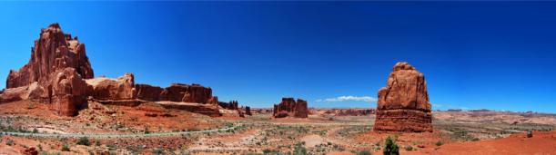 Фотообои панорама Гранд-Каньон (nature-0000759)