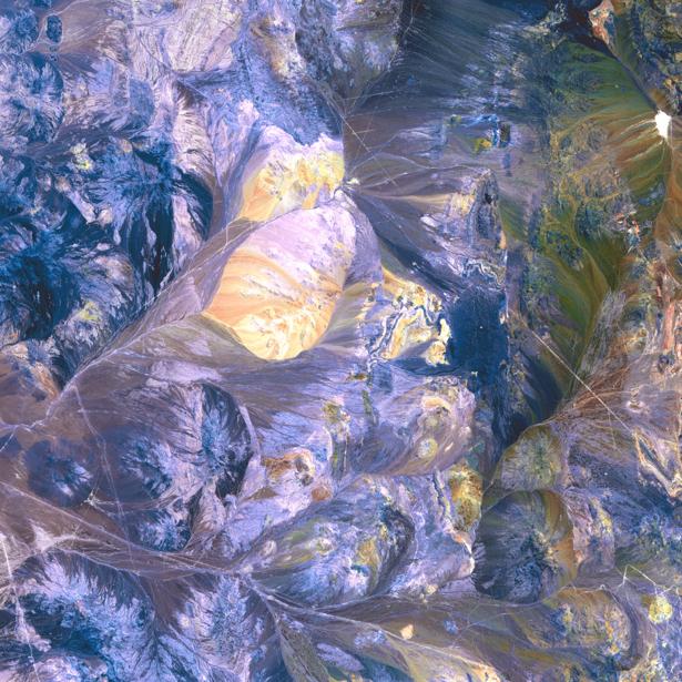 Фотообои перламутровых гор (terra-00188)