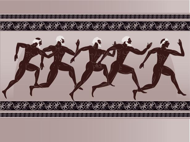 Фотообои олимпийцы (background-0000284)
