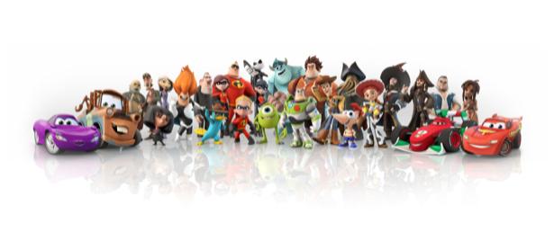 Детские фотообои история игрушек Toy Story (children-0000204)