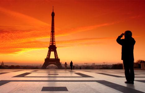 Фотообои Эйфелева башня, Франция (city-0000276)